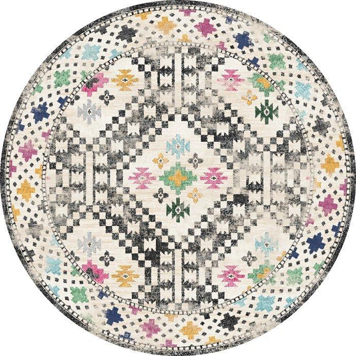שטיח BC62 עגול